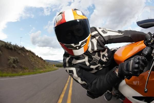 Test Casque Scooter