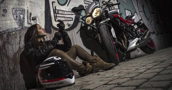 Blouson Moto Xxl