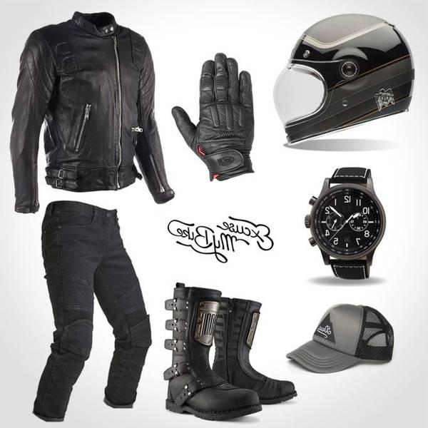 Chaussures Soubirac Moto